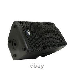Powered 12 1000W PA /DJ Loudspeaker DSP, Bluetooth, Mixer & Class D Amplifier