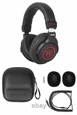 Presonus Eris E5 XT 5.25 Powered Studio Monitor Speaker+Studio Headphones E5XT