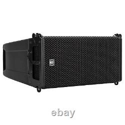 RCF HDL 6-A Line Array Powered Loudspeakers (B-Stock) Easily Portable! HDL6A