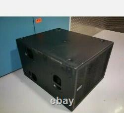 RCF TTS18A Active High Power Subwoofer 1000W 18 Driver