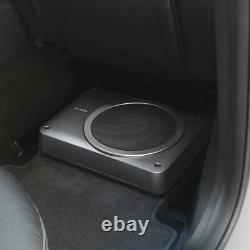 Sony XS-AW8 Sub 8 Inch Compact Active Powered Under Seat Subwoofer 75w RMS