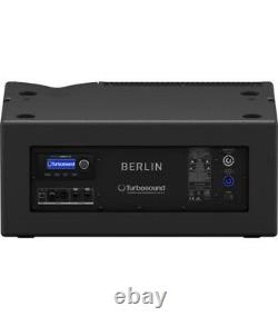 Turbosound BERLIN TBV123-AN 2-Way 12-inch 2500W Powered Line Array Speaker
