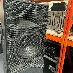 Used Meyer Sound Active Wide Coverage Point Source CQ-1 PA/Club Powered Speakers