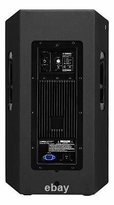 Yamaha DSR 115 15 Powered Speaker