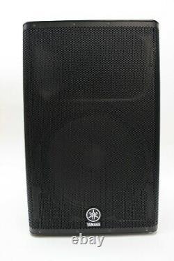 Yamaha DXR15 Powered Speaker 15 1100Watts
