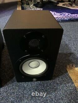 Yamaha HS5 & HS8 Subwoofer Black Active Powered Monitor Speakers