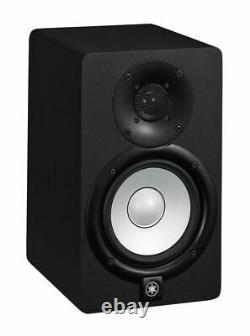 Yamaha HS5 powered Studio Monitors Black 2