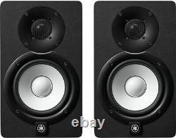 Yamaha HS8 8 Powered Studio Monitor Pair Black