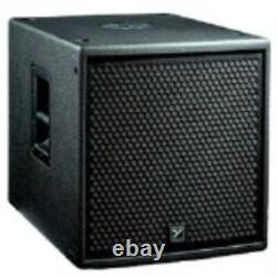 Yorkville Sound PS15S 15 Parasource Powered Subwoofer (1000W)
