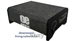 12inch Active Ported Enclosures Subwoofer Box 1500w Petit Produit Puissant