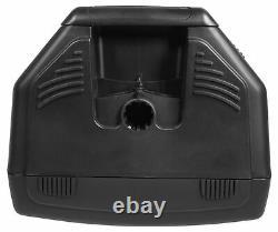 2 Jbl Eon612 12 2000 Watt Powered Dj Pa Haut-parleurs Avecbluetooth+stands+cables+bag
