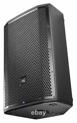 (2) Jbl Prx812w 12 1500 Watt Powered Pa Dj Speakers Monitors Avec Dsp/wifi/eq
