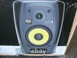 $600 Each- Paire Of Krk Vxt8 Speakers Powered Reference Monitor Enregistrement Studio
