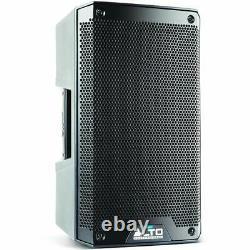 Alto Professional Ts308 Truesonic 2000 Watt 8 Inch 2 Way Powered Pa Speaker