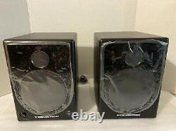 Cerwin Vega Xd5 5 Haut-parleurs De Bureau Motorisés À 2 Voies. Royaume