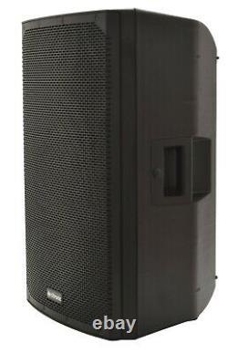 Citronic Cab-12sl 12 1200w Haut-parleur Actif Avec Liaison Stéréo Bluetooth
