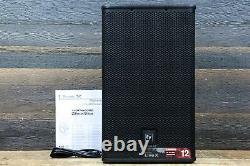 Electro-voice Elx112p Compact Puissant 1000w Classe D 12 Haut-parleur Alimenté