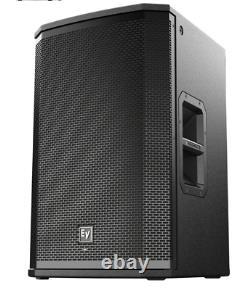 Electro-voice Ev Etx-12p Active 2000w Classe-d Amplified Powered Speaker