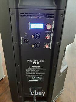 Electrovoice Zlx-12p En Haut-parleur 12 Po. 1000w Noir