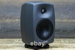 Genelec 8030c Armoire Arrondie 50w Woofer 5- 50w Tweeter Powered Studio Monitor