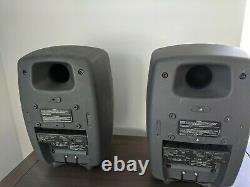 Genelec 8040a Active Studio Monitors (paire) + Câbles Électriques