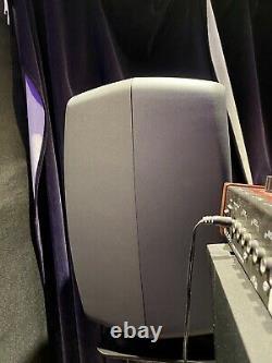 Genelec 8050a (pair) Moniteurs Studio Bi-amplified Active/powered Excellent
