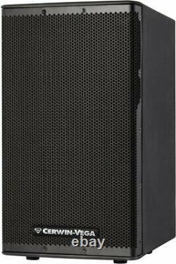 Haut-parleur Cerwin-vega Cvx-10 De 10 Pouces 1500 Watt Alimenté