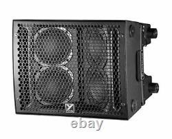 Haut-parleur Compact Full Range Active À Autonomie Complète De La Série Paraline De Yorkville
