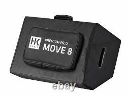 Hk Audio Premium Pro Move 8 Batterie Multifonctionnelle Du Système Pa Haut-parleur