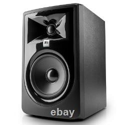 Jbl 305p Mkii Powered 5 2-way Bi-amped Studio Reference Monitor Speaker Pair