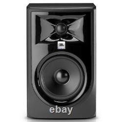 Jbl 305p Mkii Powered 5 2-way Bi-amped Studio Reference Monitor Speaker Single