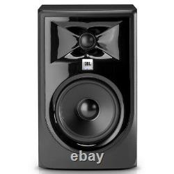 Jbl 305p Mkii Powered 5 Two-way Studio Monitor, Paire
