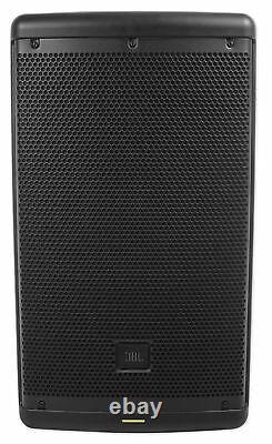 Jbl Eon610 10 1000 Watt 2-way Powered Active Dj Pa Speaker System Withbluetooth