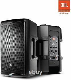 Jbl Eon610 Haut-parleur Pa Portable À Deux Voies 10 1000w Alimenté Avec Contrôle Bluetooth