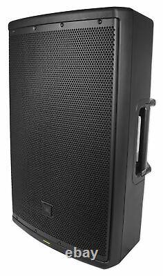 Jbl Eon615 15 1000w Powered Dj Pa Speaker Bluetooth App Ctrl+rolling Bag+stand