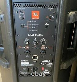 Jbl Eon615 Conférenciers. 15 1000 Watts