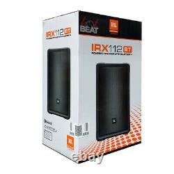 Jbl Irx-112bt Haut-parleur Portable Compact De 12 Pouces Avec Bluetooth Bt 5.0