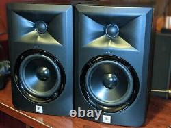 Jbl Lsr305p Mkii 5 Powered Studio Monitor Paire (2 Haut-parleurs)