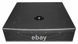 Jbl Pro Eon618s 18 1000 Watt Active Powered Subwoofer Avec Connectivité Bluetooth