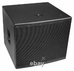 Jbl Pro Eon618s 18 Bluetooth Powered Subwoofer Sub For Church Sound Systems