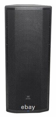 Jbl Pro Prx825w Dual 15 1500w 2-way Haut-parleur Actif Alimenté Avec Wifi + Application Mobile