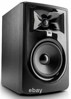 Jbl Professional 305p Mkii 5-inch 2-way Powered Studio Monitor Paire Avec Câbles