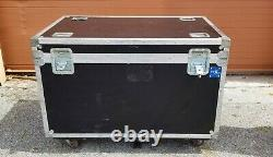 Jbl Prx612m 12 2-way Multipurpose Self Powered Speaker (lot Of 4 With Case)