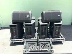 Jbl Prx612m 12 Haut-parleur Auto-alimenté Multi-utilitaire 2-way # 9410 (paire)