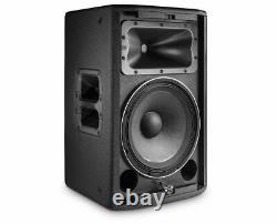 Jbl Prx812w 12 1500 Watt 2-way Powered Speaker Active Monitor Avec Couverture