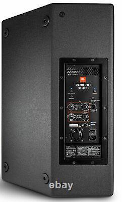 Jbl Prx815w 15 1500w Haut-parleur Stéréo Moniteur Actif En Bois Cabinet Avec Wi-fi