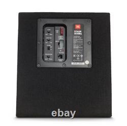 Jbl Stage 800ba 8 Ported Powered Active Subwoofer Box 200 Watt Max Amp Intégré