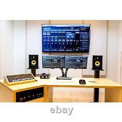 Krk Rokit Rp5g4 5 Powered Studio Monitor Haut-parleurs W Professional Condensater MIC