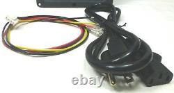 Lase Vrx 615-ab Avec Amplificateur De Puissance Dsp Convertir Votre Passif En Haut-parleur Actif