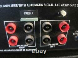 Linn Lk140 Power Amps X 3 Cartes Actives De Chakra (kent)